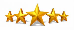 Unbreakable Glass Client Reviews Star Ratings Image