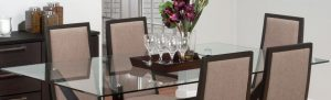 Unbreakable Glass Glass Table Tops - Dining Table
