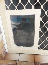 Cat Dog Pet Door;