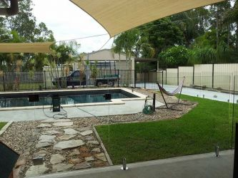 Glass Pool Fencing;